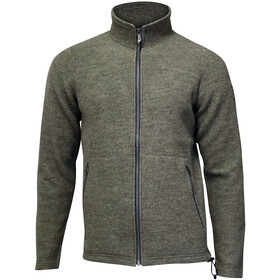 Ivanhoe of Sweden Bruno Full-Zip Jacke Herren lichen green